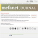 MEFANET Journal
